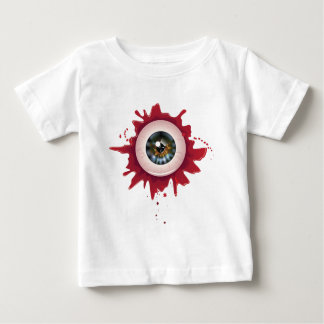 Halloween Bloody Eyeball3 Baby T-Shirt