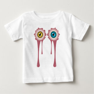 Halloween Bloody Eyeball 2 Baby T-Shirt