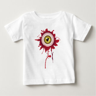 Halloween Bloody Eyeball Baby T-Shirt