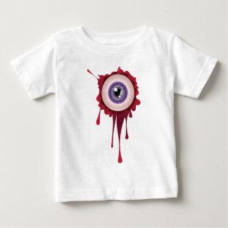 Halloween Bloody Eyeball Baby T-Shirt