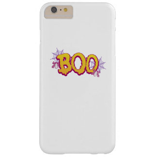 Halloween BOO And Spiders 2017 Funnys Cute Gifts Barely There iPhone 6 Plus Case
