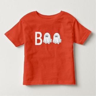 Halloween Boo Ghost Orange T-Shirt spooky gift