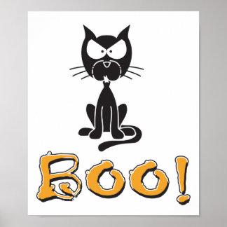 Halloween Boo! Poster