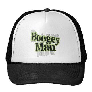 Halloween Boogey Man Costume Cap
