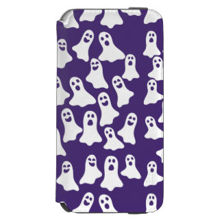 Halloween BOOS ghosts Incipio Watson™ iPhone 6 Wallet Case