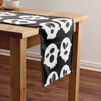 Halloween Bubble's of Ghost Table Runner