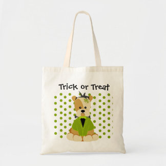 Halloween Candy Bag - Bruno Dog