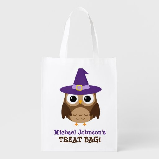 Halloween Candy Bag | Owl Market Totes