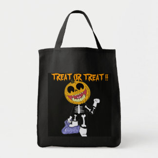 HALLOWEEN CANDY BAGS  TREAT OR TREAT !  TOTE TRICK