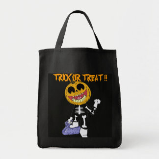 HALLOWEEN CANDY BAGs TRICK OR TREAT