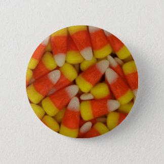 Halloween Candy Corn 6 Cm Round Badge