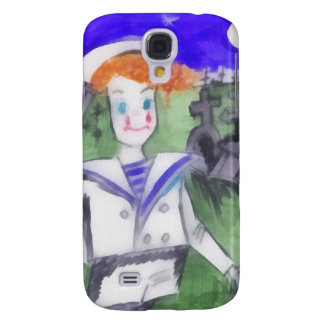 Halloween Samsung Galaxy S4 Cover