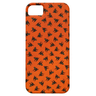 Halloween Cat Pattern iPhone 5 Cover