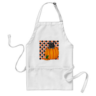 Halloween Cat T-shirts and Gifts Apron