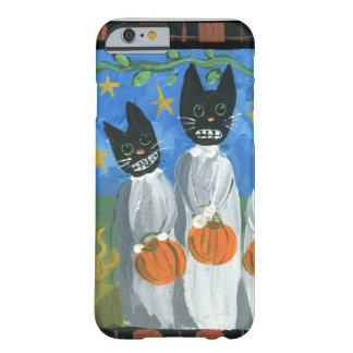 Halloween Cats Barely There iPhone 6 Case