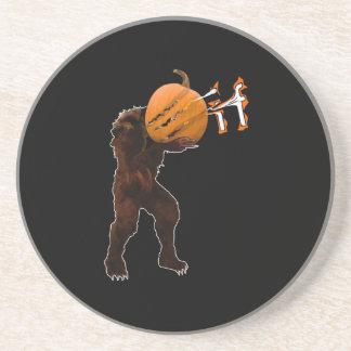Halloween Beverage Coasters