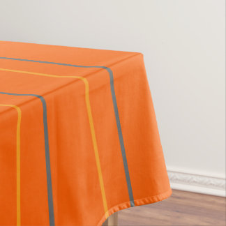 Halloween Colors Tablecloth