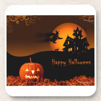 Halloween Drink Coasters