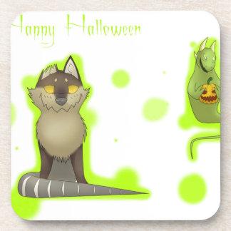 Halloween Drink Coaster