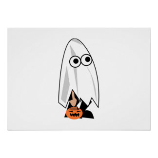 Halloween Costume Print
