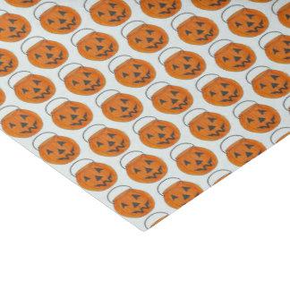 Halloween Costume Trick or Treat Orange Pumpkin Tissue Paper