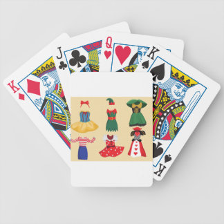 halloween costumes bicycle playing cards