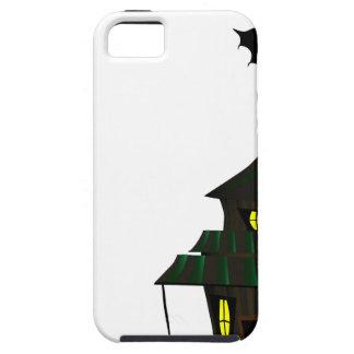Halloween Cottoge iPhone 5 Case