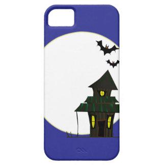 Halloween Cottoge iPhone 5 Cases