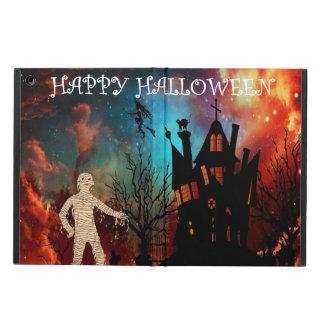 Halloween creepy mummy Ipad case