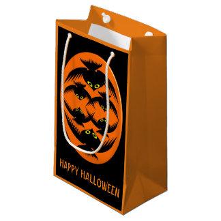 Halloween Crows Custom Gift Bag