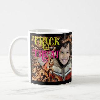 Halloween Custom Photo Mug