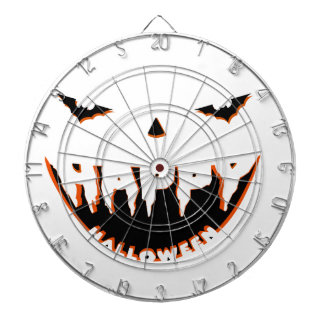Halloween cute design dartboard