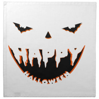 Halloween cute design napkin