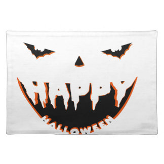 Halloween cute design placemat