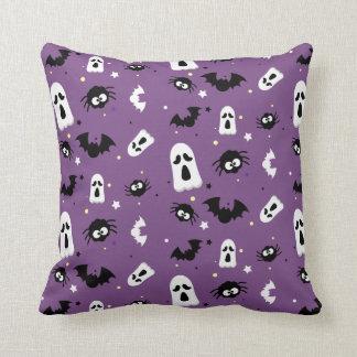 Halloween cute pattern cushion