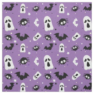Halloween cute pattern fabric