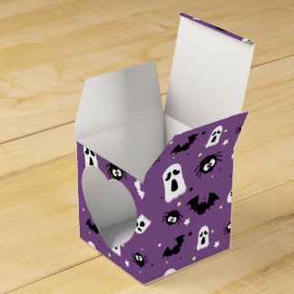 Halloween cute pattern favour box