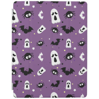 Halloween cute pattern iPad cover