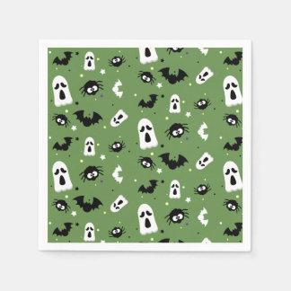 Halloween cute pattern paper napkin