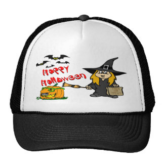 Halloween Cute WItch hats