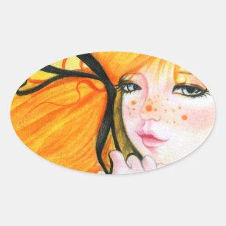 Halloween Cutie Freckles Stickers