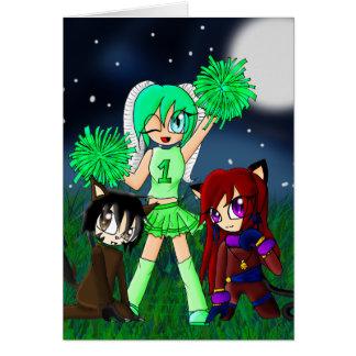Halloween Cuties Card
