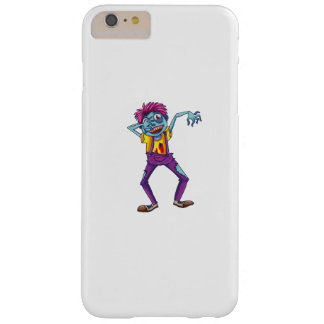 Halloween Dab Funny Dabbing Zombie Barely There iPhone 6 Plus Case