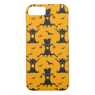 Halloween dead trees pattern iPhone 8/7 case