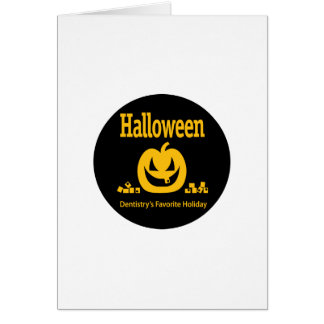 Halloween – Dentistry's Favorite Holiday Card