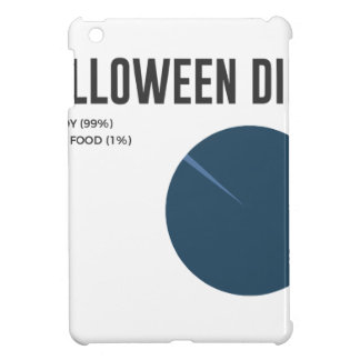 Halloween Diet Sweets Treats and Candy Design iPad Mini Case
