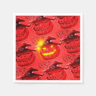 halloween disposable napkins