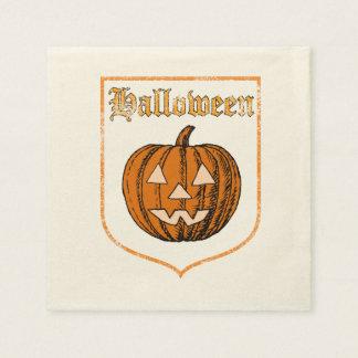 Halloween Disposable Serviette
