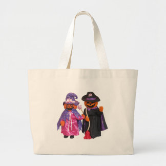 Halloween Dolls Tote Bag