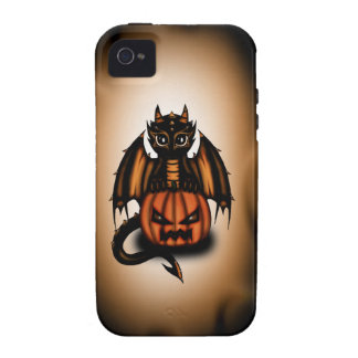 Halloween Dragon iPhone 4/4S Covers